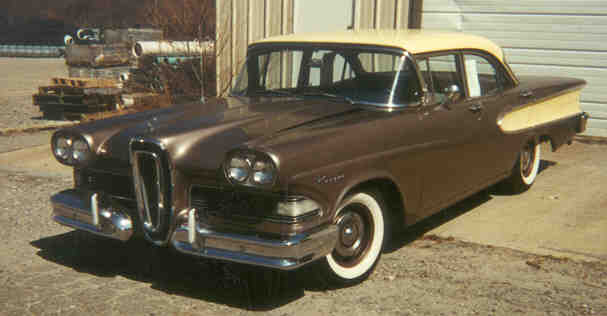 Free Edsel Motors Clified Ads on